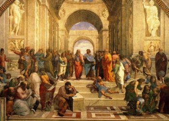 Raphael, School of Athens