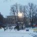 Stortinget vinteren 2019. Foto: Lykten.no