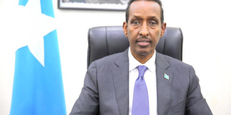 H.E. AMBASSADOR AHMED ISSE AWAD / Minister of Foreign Affairs and International Cooperation / www.mfa.gov.so