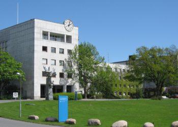 NRK sine lokaler på Marielnyst i Oslo. FOTO: Hans A. Rosbach (CC-BY-SA-2.5).