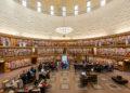 Stockholms stadsbibliotek. (Foto: Arild Vågen /  Creative Commons Attribution-Share Alike 4.0 International)
